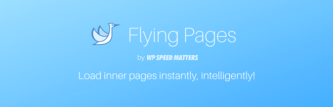 Flying Pages Logo