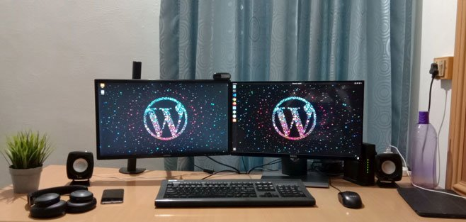 Gijo Varghese Workstation